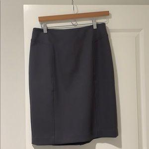 Halogen knit pencil skirt. Size 8.